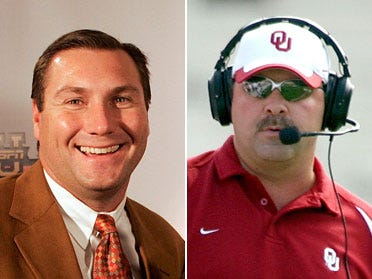 Mullen Out at Florida; Wilson Stays at OU