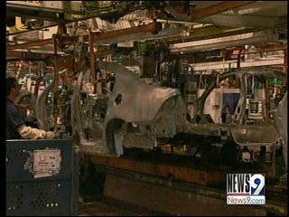 Former Employees Have Stake in Auto Bailout