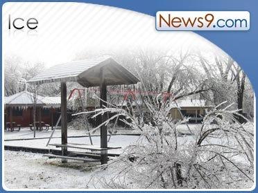 Ice Storm hits part of Western Massachusetts