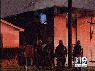 Residents Displaced by Apartment Fire