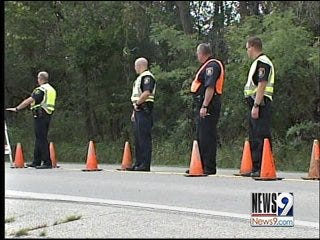 Checkpoints Established During Holiday Party Season