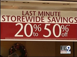 Find Last Minute Shopping Deals