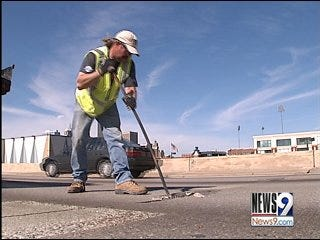 Henry, ODOT Prepared For Federal Funds