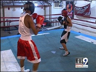 Oklahoma City Fight Night Raises Funds