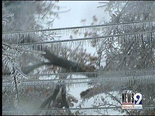 Oklahoma Prepares for Winter Weather
