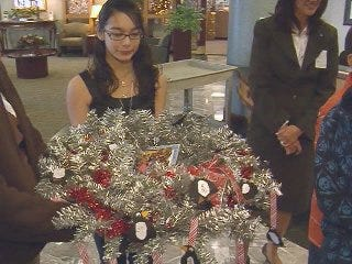 Southwest Integris Recipients Of Holiday Creations