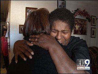 Couple Brings Christmas Cheer to Needy