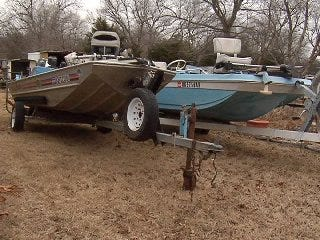 Stolen Boat Returned to Soldier's Family