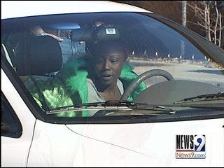 Sister-Turned-Caretaker Receives Car for Christmas