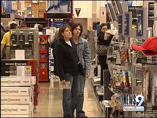 Holiday Retail Trends in Oklahoma