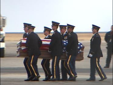 Coweta Soldier's Final Trip Home