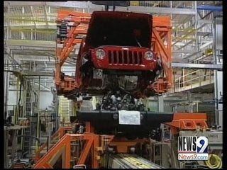 Automakers at Capitol Armed With Plan