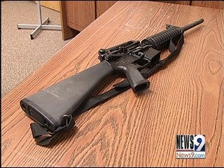 Grady County Sheriff Searches for Missing Guns