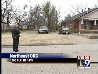 Police Investigate Northeast Oklahoma City Killing