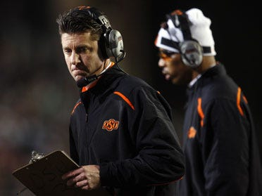 Gundy Rewarded with Pay Increase, 7-Year Contract