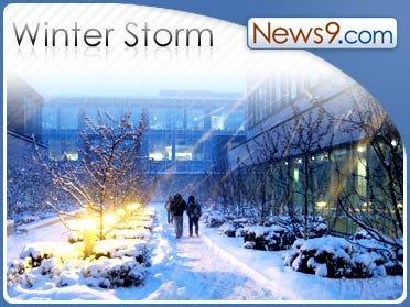 Old Man Winter hits Michigan