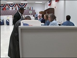 Early voting kicked off Friday