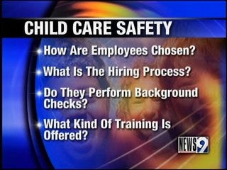 Daycare center requirements