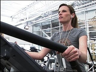 Legislator encourages state to get fit