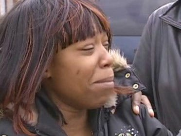 Slain woman's family speaks out