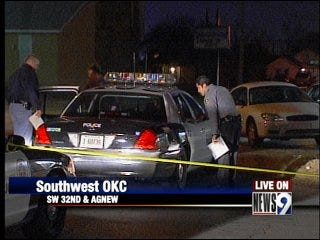 Woman shot then carjacked, police say