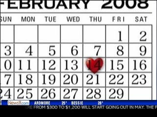 February, not just for lovers