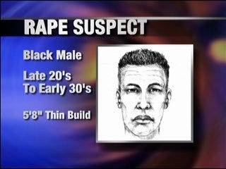 Police need help finding rape suspect