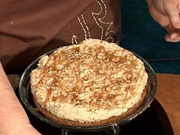 Bake-off finalist's Spiced Peanut Torte