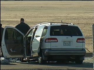 1 killed, 2 hurt in city crash