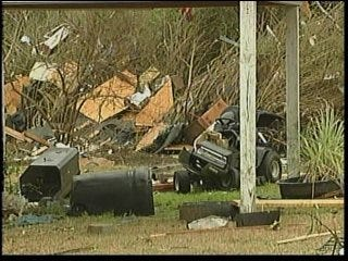 Crews search rubble for tornado survivors