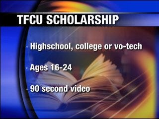 Contest offers scholarship