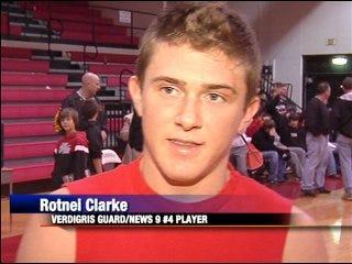 Number 4 high school player, Rotnei Clarke