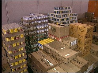 Government task force to stop hunger in Oklahoma