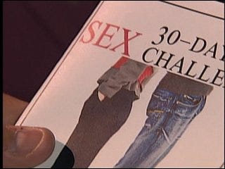 30-day sex challenge
