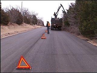 Crews still cleaning up after December storm
