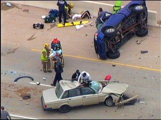 Man dead in head on crash