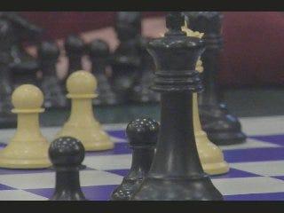 Oklahoman recounts victory over chess champ