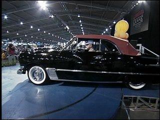 Classic cars up for bid