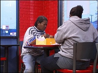 Drive-by shooting injures woman at Church's Chicken