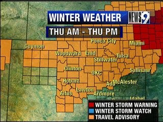 Icy roads, more precipitation likely, forecasters say