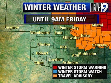 Winter weather continues in metro