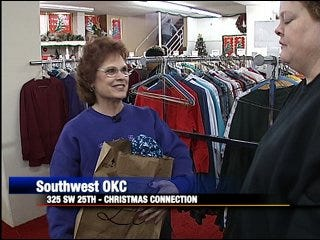 Oklahomans provide Christmas in February