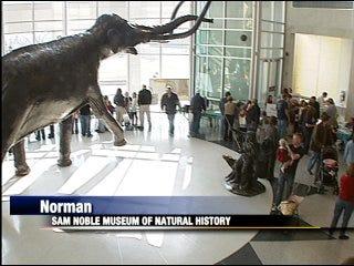 Metro museum hosts science exploration day
