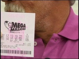 Powerball ticket remains unclaimed