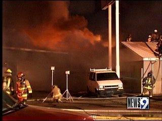 Fire destroys metro daycare