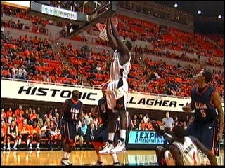 From Senegal to Stillwater: Ibrahima Thomas' story