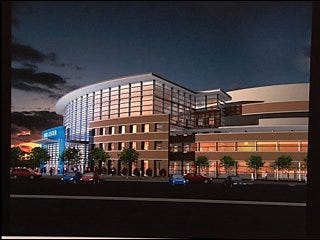 Yes vote means major change to Ford Center