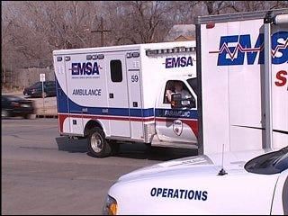 Flu epidemic wages toll on EMSA