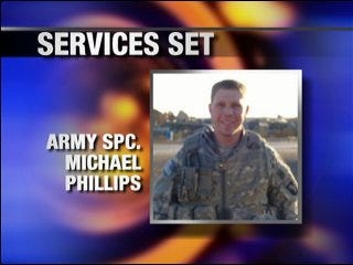 Ardmore soldier's funeral set for Tuesday