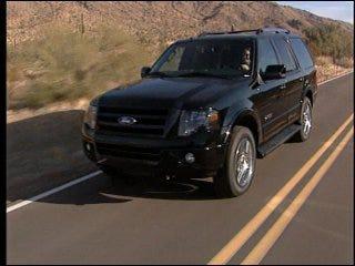Ford motors recalls SUV's, trucks, vans and cars